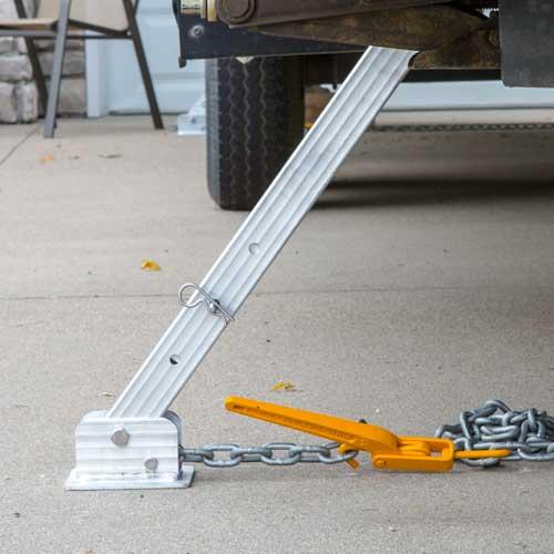 Camper Stabilizers | Keeping your camper secure